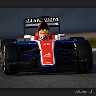 Gambar Dp Bbm F1 Rio Haryanto