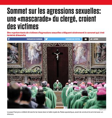 https://www.journaldemontreal.com/2019/02/25/une-mascarade-du-clerge?fbclid=IwAR16c6wNsbDL3fPA_DbBtmM-RynqBdJVZiLCOXRJNIt8ERP13cuOAvrerwo