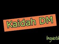 Kaidah DM Bahasa Indonesia