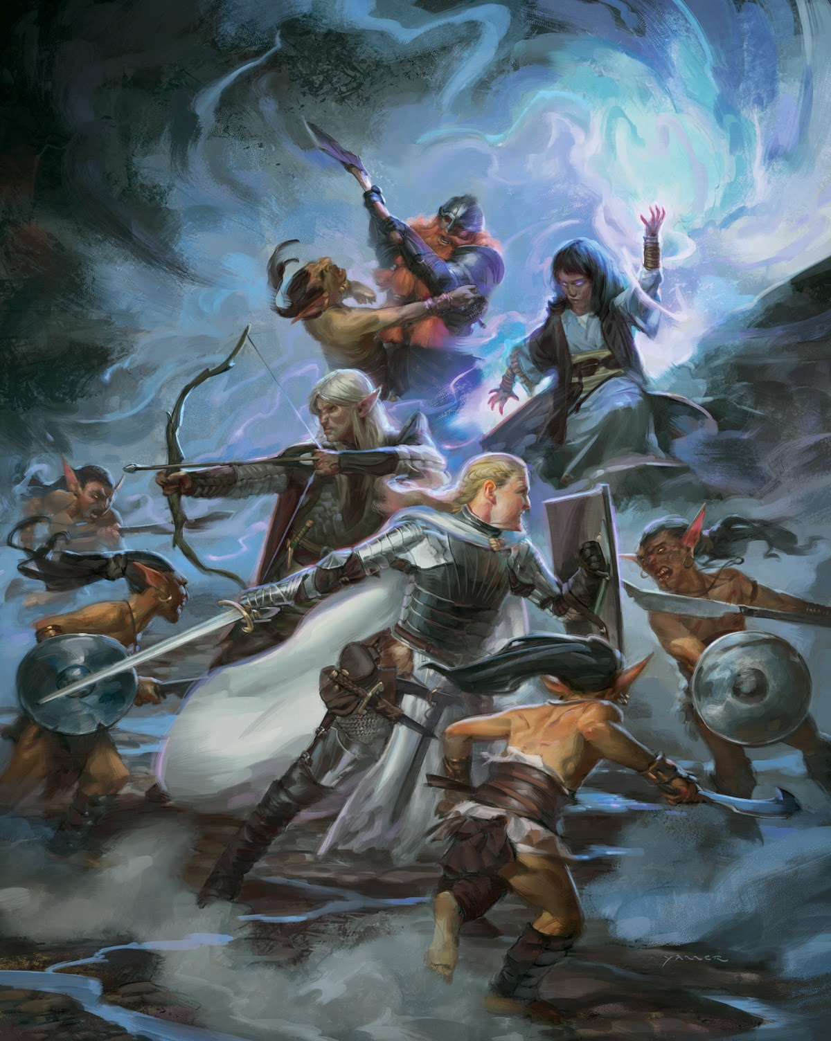 Pact Of The Tome: Getting Started With The Starter Set, Part 1: Goblin Arrows