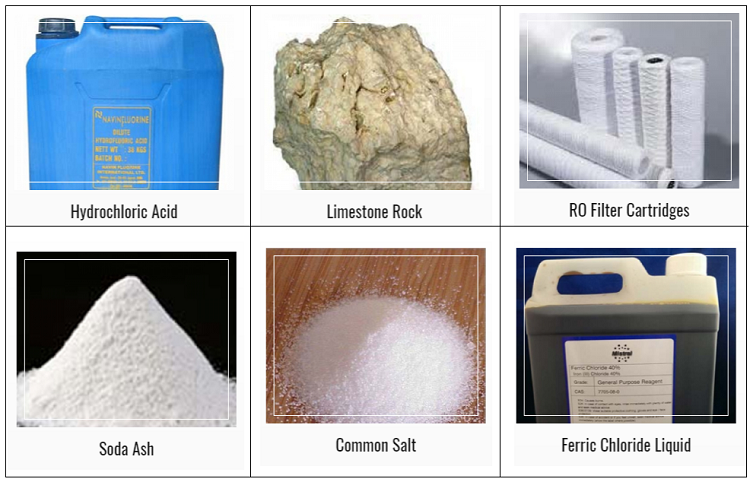 Akash Acid & Chemicals Products