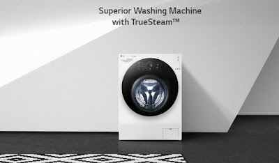 What Is The Best Washing Machine, Best Washing Machine, Washing Machine, Washing Machine With New Technology, Best Washing Machine With New Technology, new tech, new technology, tech, technology, lg, LG FH4G1BCS2, washing machine is LG FH4G1BCS2,