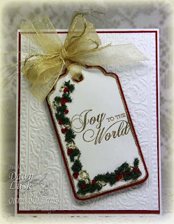 Stamps - Our Daily Bread Designs Holly Tag Set