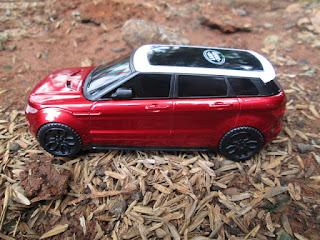 Hape Mobil Range Rover Antik