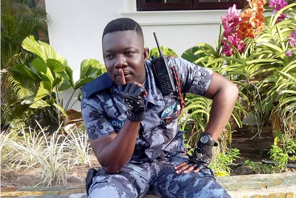 Police officer in Midland assault granted Gh¢60,000 bail