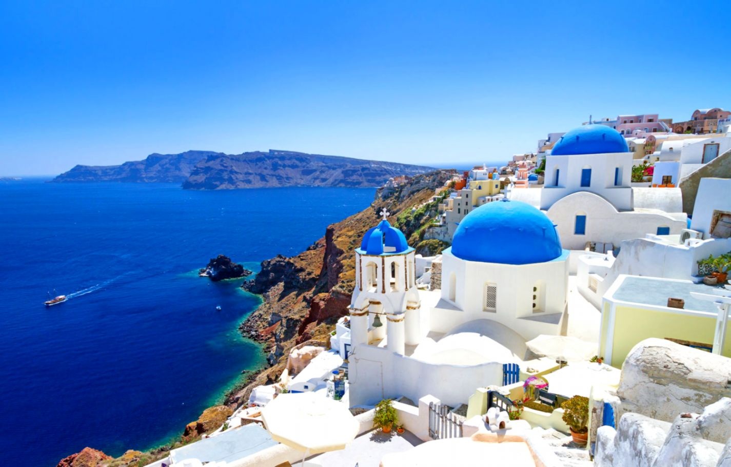 Greek Island Images Spot Wallpapers