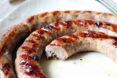 Chicken Sausage Grilled