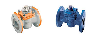 Lined Durco Plug Valves