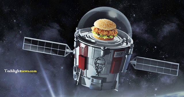 KFC,kfc,kfc video,kfc viral video,kfc space,KFC sandwich going to space,kfc space sandwich,kfc going space,kfc, kentucky fried chicken, zinger, chicken, chicken sandwich, spicy, crispy, spicy chicken sandwich, the zinger, fried chicken, fried chicken sandwich,Zinger,Zinger kfc,tech,tech news,tech light news,news,space news,international news,international,global news,entertainment,technology,information technology