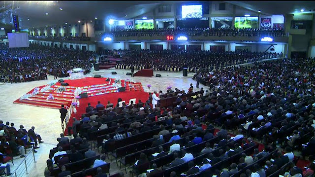 Prophetic Declarations From  David Oyedepo this week.