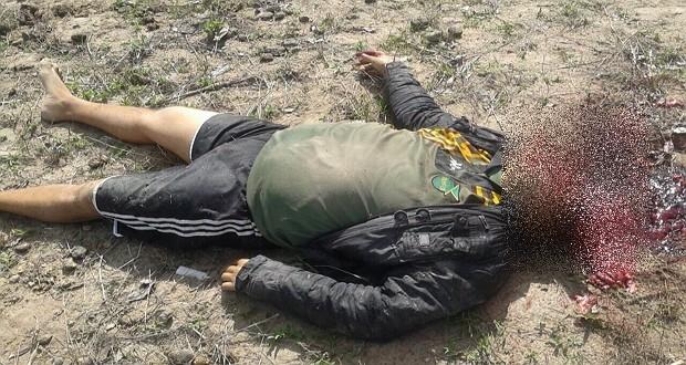 Fotos dos traficantes mortos no RJ