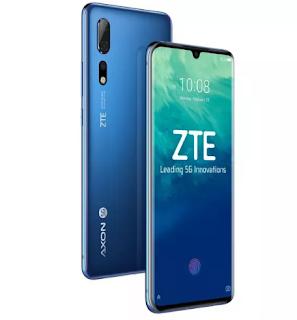 ZTE تطلق أول هاتف 5G في الصين