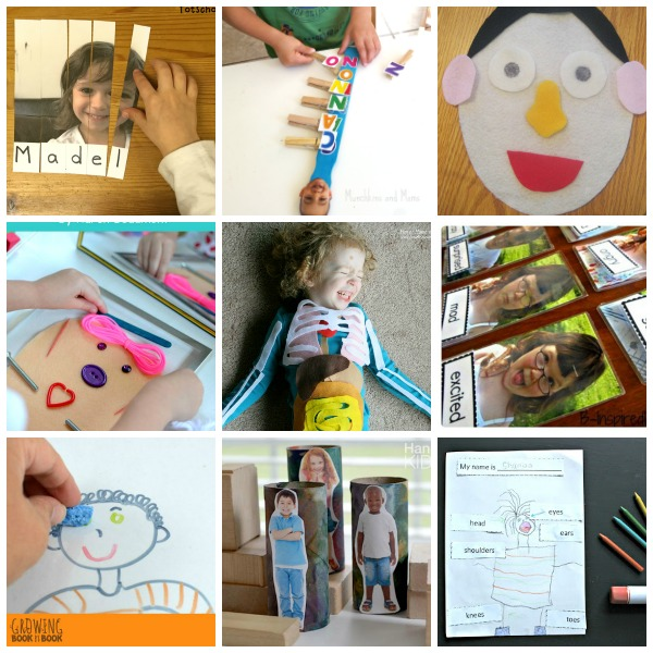 25 all about me activities  u0026 free printables
