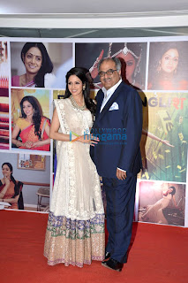 Celebrities grace the Sahara Pariwar bash for Sridevi