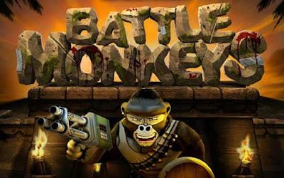 Battle Monkeys - Online Multiplayer Game