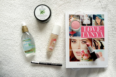 Love Tanya Burr, Mac Lipstick Mehr, OGX Coconut moisture hair spray, rimmel lasting finish foundation, boreal super liner, eyeliner, the body shop blusher and tea tree mask review jake quickenden, thirteen tv series, The A word, Supporting Autism awareness