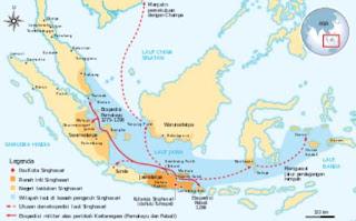 Peta Kerajaan Singasari