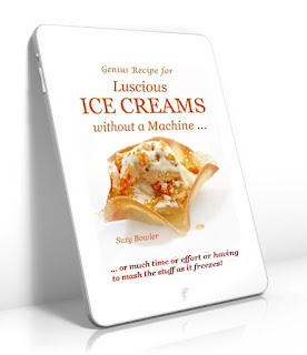 Luscious Ice Cream without a Machine Genius Recipe