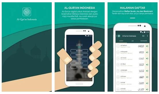 2. Al Quran Indonesia