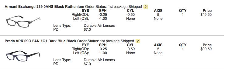 dd5d9aec6 طبعا مثل ماشايفين بالصورة تحتاجون قياساتكم عشان يتم صنع النظارة على أساسها.