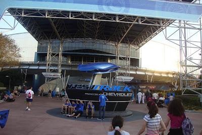 Disney Epcot em Orlando - Florida