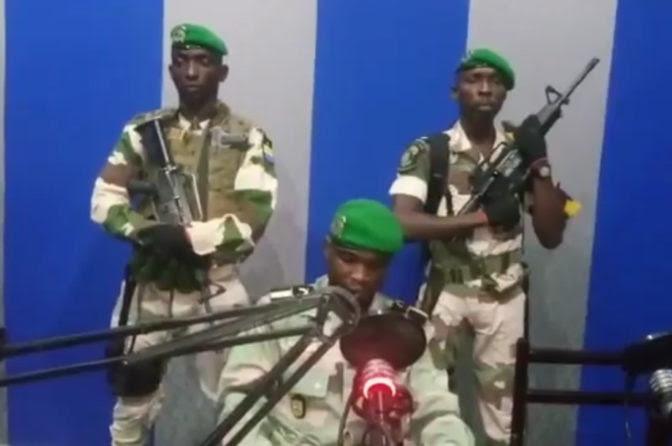 Crisis en Gabón minuto a minuto
