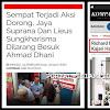 Lieus Dan Jaya Suprana Ditolak Jenguk Tahanan (Ahmad Dhani), Sementara Yang Tahanan Malah Dapat Keluar Nikah