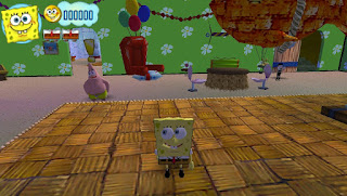 Spongebob's Truth or Square PPSSPP Android