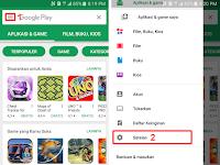 Cara Agar Aplikasi Android Tidak Update Otomatis (Play Store)