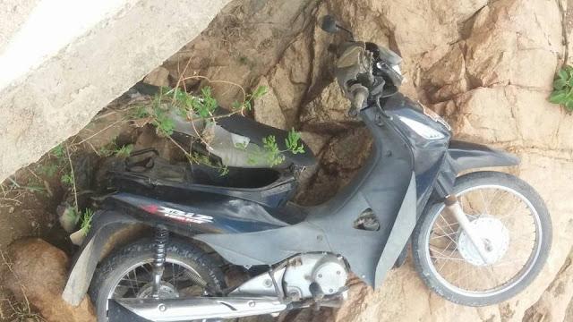 Em Olivença, homem sofre acidente de moto e morre em hospital