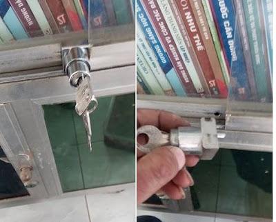 Dịch vụ sửa chữa khóa, chìa khóa cửa kính giá rẻ