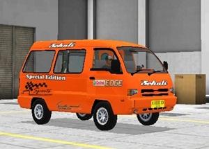 Livery Angkot Bussid Orange