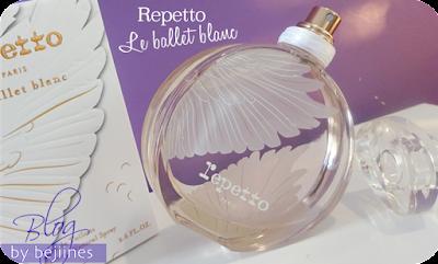 Ballet Blanc de Repetto - Nouvelle fragrance