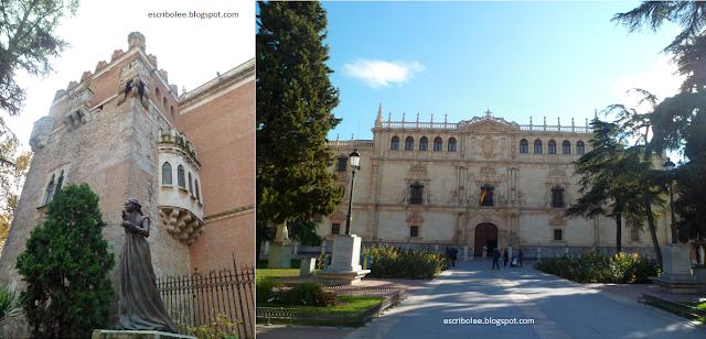 Escapada a Alcalá de Henares: palacio arzobispal y colegio Mayor de San Ildefonso de la Universidad