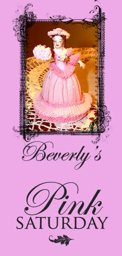 Featured On Beverly's Pink Saturday