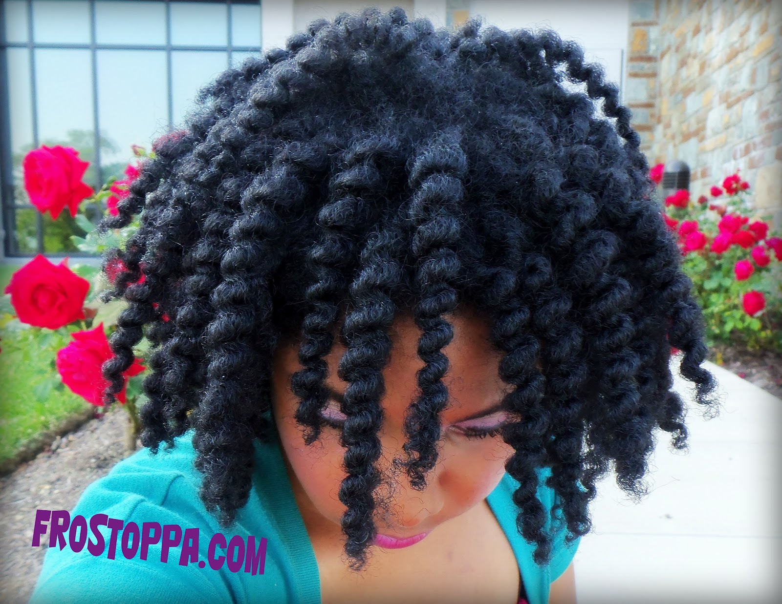 My Most Defined Twist Out On Natural Hair To Date