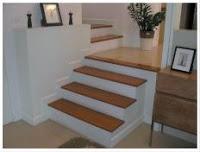 Harga papan tangga kayu Jati,kayu Merbau tanpa sambung