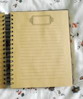 Fancy Pants Brag Book Journaling Page