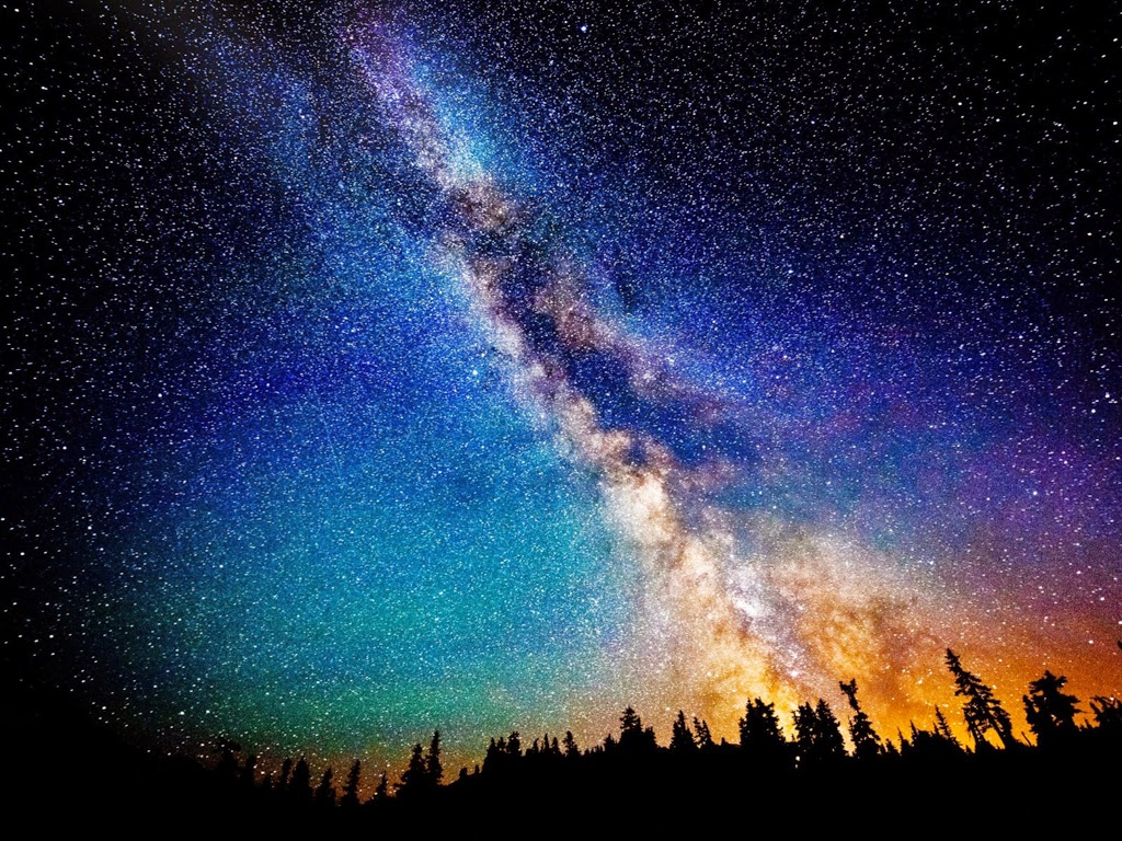 earth milky way galaxy - photo #27