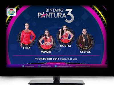 Berikut ini anak didik dari keempat mentor Bintang Pantura 3 Indosiar Babak 16 Besar Grup 1 Selasa 11 Oktober 2016