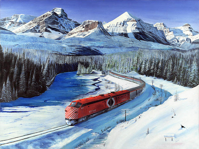 Canada The Fifth largest Railway Network