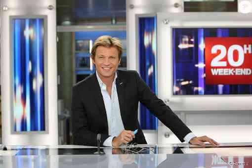Laurent Delahousse parle échecs au JT de 20h de France 2