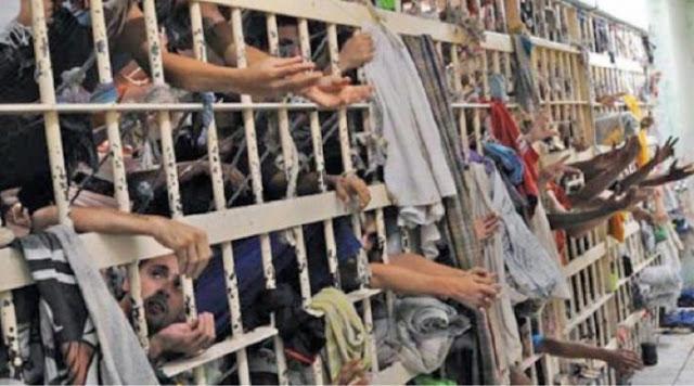Cruz Roja: cárceles deben ser servicio público, no un vertedero de personas