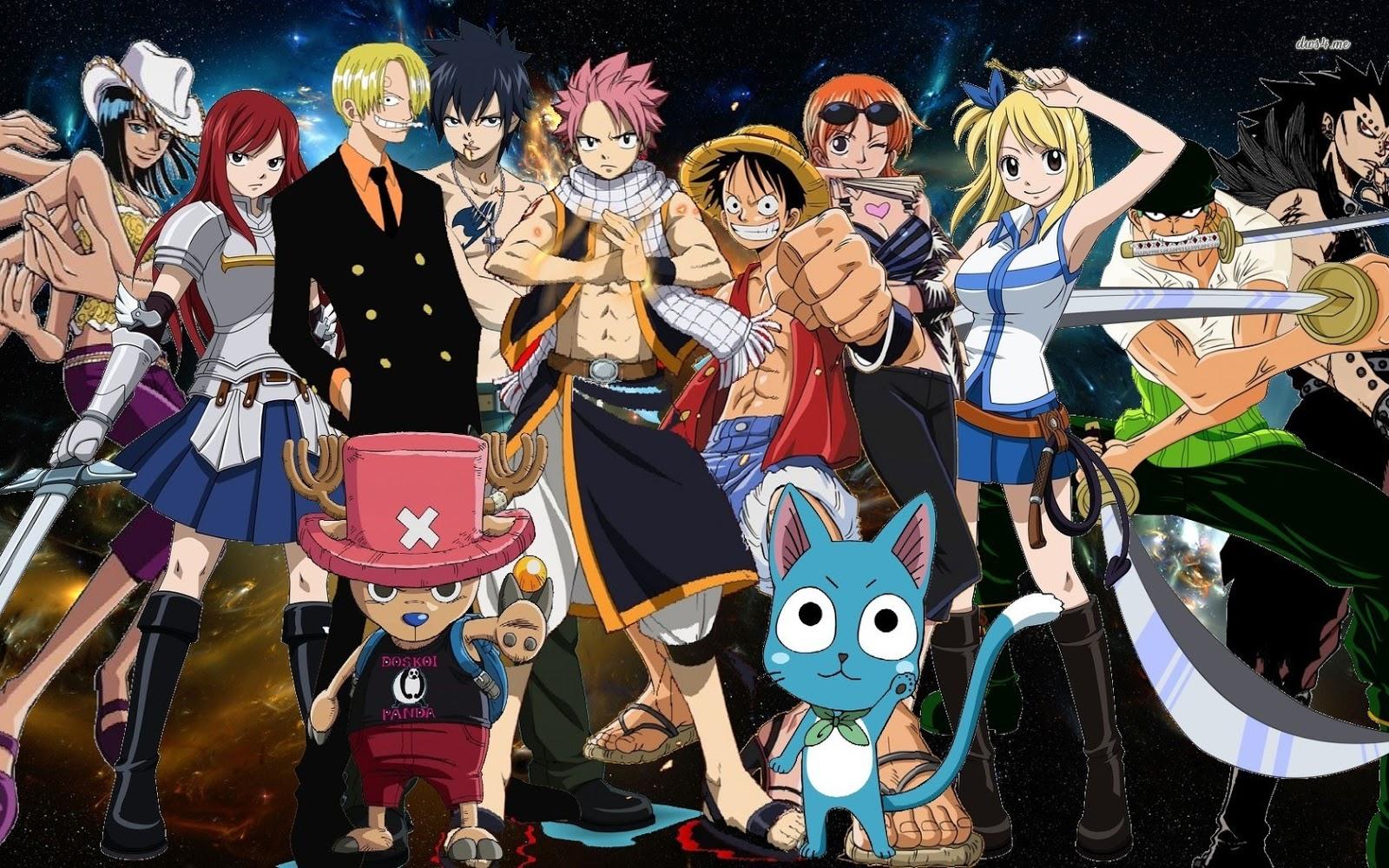 What are manga and anime