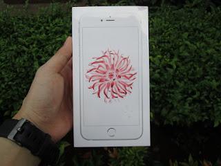 iPhone 6 plus 16GB Silver garansi resmi murah barang hadiah