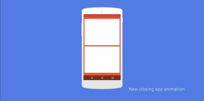 New Opening & Closing App Animation