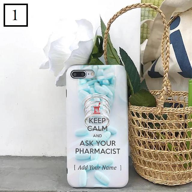 Case HP Farmasi Custom Nama