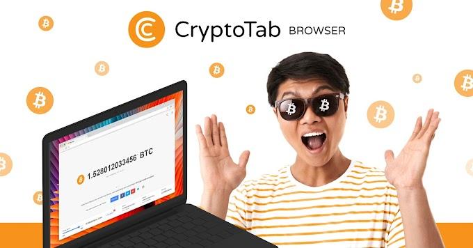 Đào Bitcoin miễn phí với trình duyệt CryptoTab hổ trợ trên điện thoại và máy tính