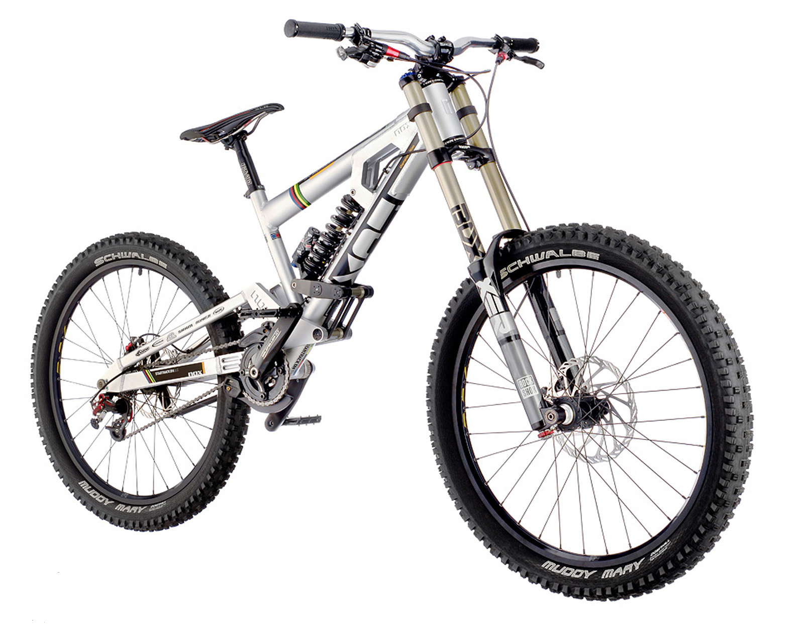 Downhill Mountain Bike Agosto