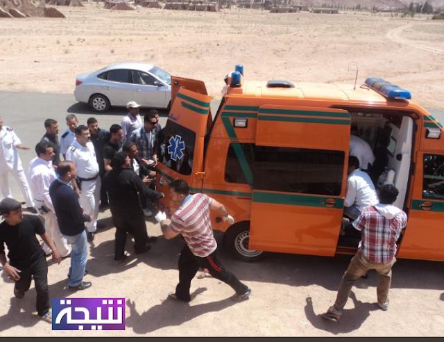 النائب العام - ارتفاع عدد شهداء مسجد الروضه لـ 305 اخبار #العريش اليوم